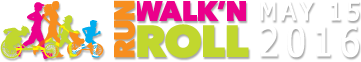 Walk & Roll Logo