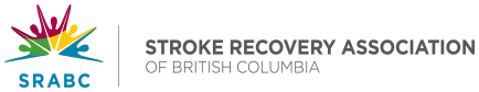 Stroke Recovery Association of BC Retina Logo