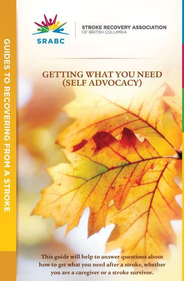self advocacy guide